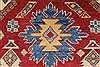 Kazak Blue Hand Knotted 43 X 61  Area Rug 250-27279 Thumb 8
