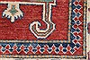 Kazak Red Hand Knotted 39 X 55  Area Rug 250-27280 Thumb 10
