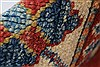 Kazak Red Hand Knotted 39 X 55  Area Rug 250-27280 Thumb 12