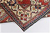 Kazak Red Hand Knotted 39 X 55  Area Rug 250-27280 Thumb 2