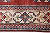 Kazak Red Hand Knotted 39 X 55  Area Rug 250-27280 Thumb 5