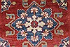 Kazak Red Hand Knotted 39 X 55  Area Rug 250-27280 Thumb 6