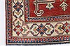 Kazak Red Hand Knotted 39 X 55  Area Rug 250-27280 Thumb 7