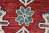 Kazak Red Hand Knotted 39 X 55  Area Rug 250-27280 Thumb 9