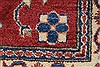 Kazak Red Hand Knotted 37 X 54  Area Rug 250-27286 Thumb 14