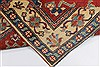 Kazak Red Hand Knotted 37 X 54  Area Rug 250-27286 Thumb 2