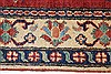 Kazak Red Hand Knotted 37 X 54  Area Rug 250-27286 Thumb 5