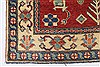 Kazak Red Hand Knotted 37 X 54  Area Rug 250-27286 Thumb 7