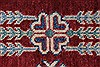 Kazak Red Hand Knotted 37 X 50  Area Rug 250-27289 Thumb 10