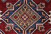 Kazak Red Hand Knotted 37 X 50  Area Rug 250-27289 Thumb 11