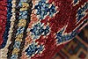Kazak Red Hand Knotted 37 X 50  Area Rug 250-27289 Thumb 1