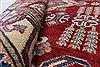 Kazak Red Hand Knotted 37 X 50  Area Rug 250-27289 Thumb 2