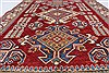 Kazak Red Hand Knotted 37 X 50  Area Rug 250-27289 Thumb 5