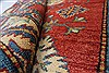 Kazak Red Hand Knotted 39 X 55  Area Rug 250-27292 Thumb 1