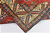 Kazak Red Hand Knotted 39 X 55  Area Rug 250-27292 Thumb 2