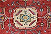Kazak Red Hand Knotted 39 X 55  Area Rug 250-27292 Thumb 6