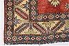 Kazak Red Hand Knotted 39 X 55  Area Rug 250-27292 Thumb 7