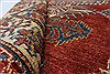 Kazak Red Hand Knotted 42 X 64  Area Rug 250-27295 Thumb 10