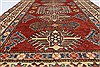 Kazak Red Hand Knotted 42 X 64  Area Rug 250-27295 Thumb 2