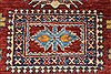 Kazak Red Hand Knotted 42 X 64  Area Rug 250-27295 Thumb 5