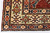 Kazak Red Hand Knotted 42 X 64  Area Rug 250-27295 Thumb 6