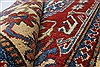 Kazak Red Hand Knotted 35 X 58  Area Rug 250-27297 Thumb 1