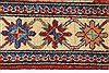 Kazak Red Hand Knotted 35 X 58  Area Rug 250-27297 Thumb 5