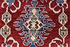 Kazak Blue Hand Knotted 310 X 57  Area Rug 250-27300 Thumb 5