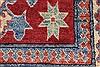Kazak Blue Hand Knotted 310 X 57  Area Rug 250-27300 Thumb 9