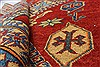 Kazak Red Hand Knotted 44 X 58  Area Rug 250-27302 Thumb 12