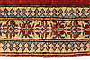 Kazak Red Hand Knotted 44 X 58  Area Rug 250-27302 Thumb 5