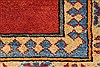 Kazak Red Hand Knotted 44 X 58  Area Rug 250-27302 Thumb 9