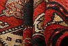 Kazak Red Hand Knotted 310 X 64  Area Rug 253-27303 Thumb 11