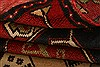Kazak Red Hand Knotted 310 X 64  Area Rug 253-27303 Thumb 13