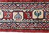 Kazak Red Hand Knotted 38 X 53  Area Rug 250-27304 Thumb 4
