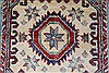 Kazak Red Hand Knotted 38 X 53  Area Rug 250-27304 Thumb 5