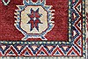 Kazak Red Hand Knotted 38 X 53  Area Rug 250-27304 Thumb 8