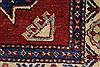 Kazak Red Hand Knotted 39 X 49  Area Rug 250-27308 Thumb 10