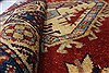 Kazak Red Hand Knotted 39 X 49  Area Rug 250-27308 Thumb 1