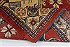 Kazak Red Hand Knotted 39 X 49  Area Rug 250-27308 Thumb 2