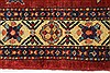 Kazak Red Hand Knotted 39 X 49  Area Rug 250-27308 Thumb 5