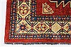 Kazak Red Hand Knotted 39 X 49  Area Rug 250-27308 Thumb 7