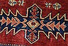 Kazak Red Hand Knotted 39 X 49  Area Rug 250-27308 Thumb 9