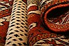 Gabbeh Red Hand Knotted 310 X 61  Area Rug 253-27310 Thumb 11