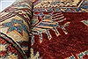 Kazak Red Hand Knotted 37 X 51  Area Rug 250-27317 Thumb 3