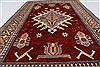 Kazak Red Hand Knotted 39 X 511  Area Rug 250-27319 Thumb 3