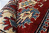 Kazak Red Hand Knotted 37 X 52  Area Rug 250-27322 Thumb 1