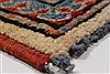 Kazak Red Hand Knotted 37 X 52  Area Rug 250-27322 Thumb 8