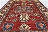 Kazak Red Hand Knotted 42 X 60  Area Rug 250-27325 Thumb 3