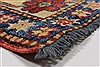 Kazak Red Hand Knotted 42 X 60  Area Rug 250-27325 Thumb 7